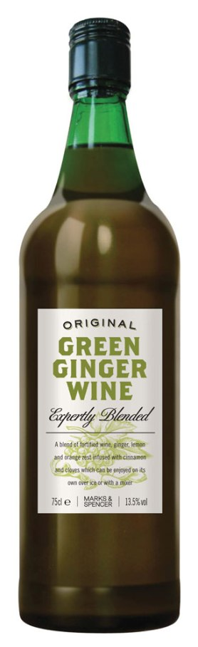 green-ginger-wine